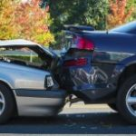 Rear end car accident. Call Motor Vehicle Accident Lawyers for help at 212.808.0448
