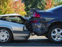 rear end crash